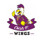 Chris P. Wings logo