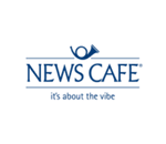 News Cafe logo-blue