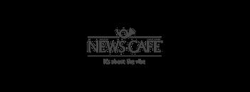 News Cafe logo-blue-black